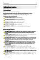 Lexmark MX321 Operation & user's manual - Page 6