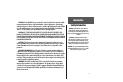 Garmin GPSMAP 296 - Aviation GPS Receiver Pilot's manual - Page 7