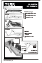 York Fitness 13 IN 1 BENCH Instructions manual - Page 4